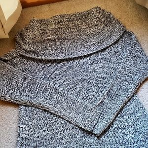 Sweaters - Cowl Neck Slouchy Sweater
